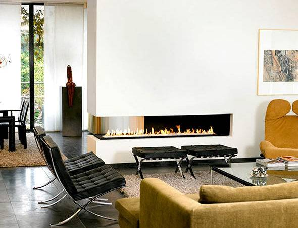 Interior Design Modern Contemporary Two Sided