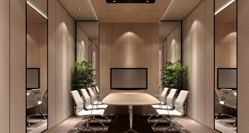 Interior Design Small Meeting Room