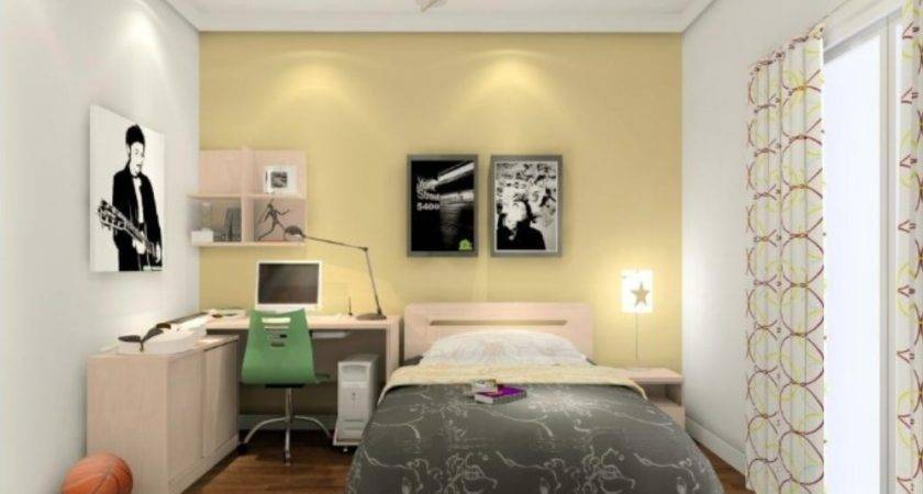 Interior Design Teen Bedroom