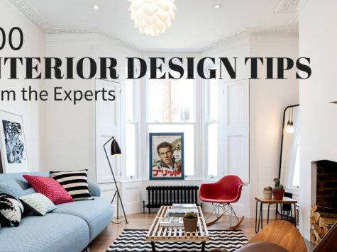 Interior Design Tips Experts Share Their Best Advice