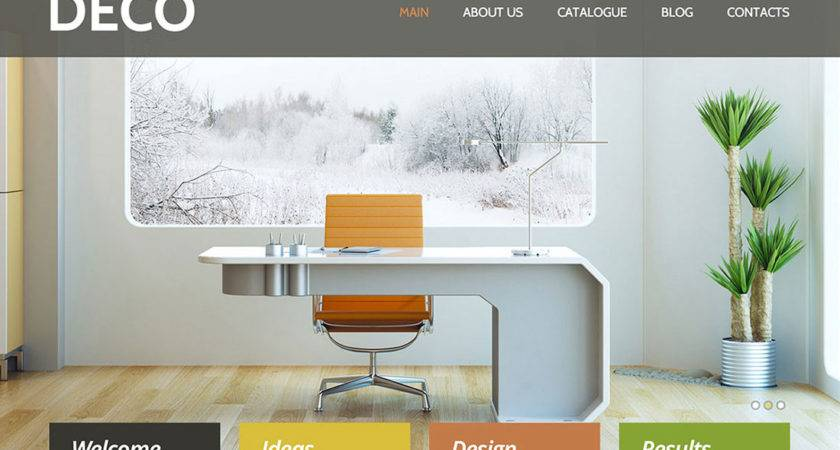 Interior Design WordPress Themes Boost Your