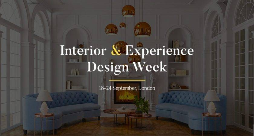 Interior Experience Design Week Archdaily