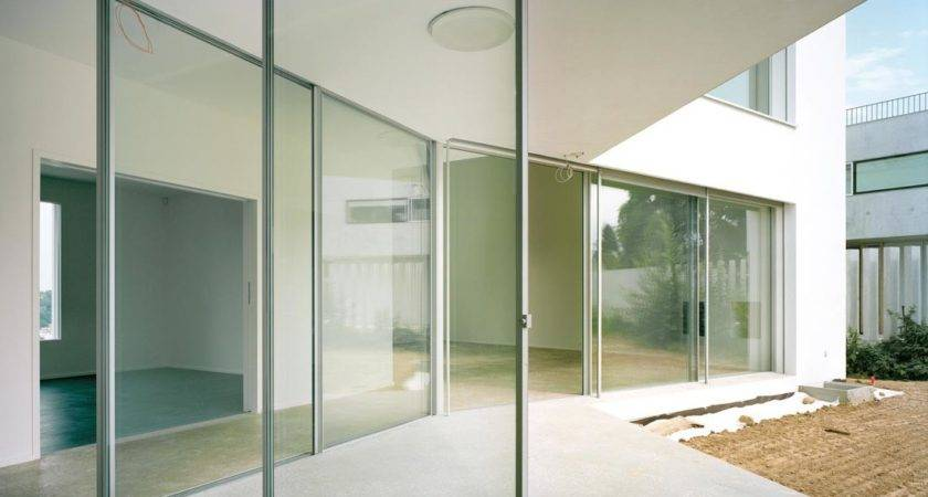 Interior Glass Walls Homes