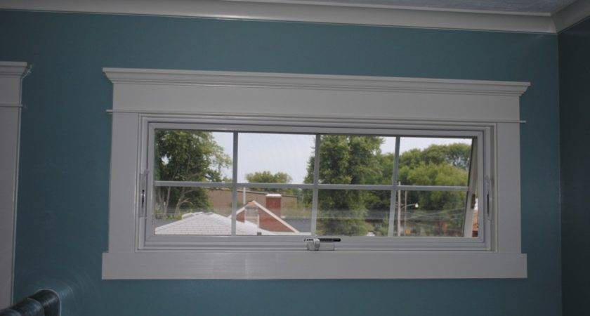 Interior Window Trim Styles Old Houses Pin