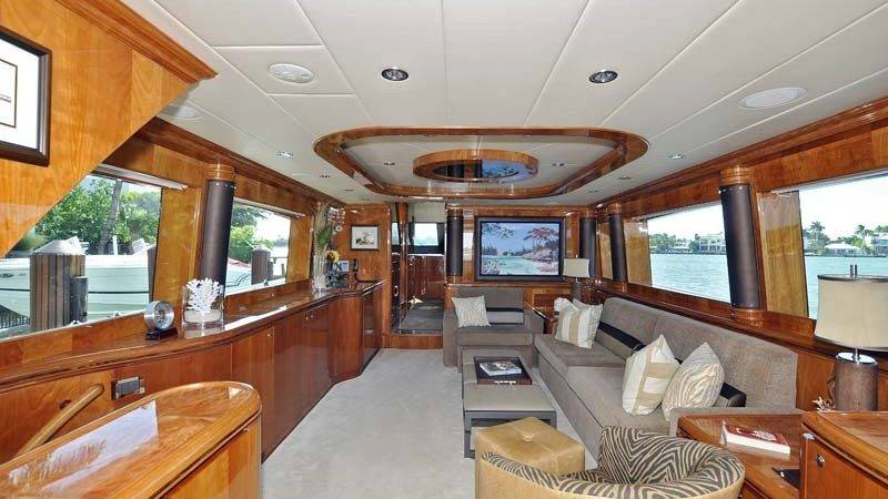 Interior Yacht Design Products Display Fort