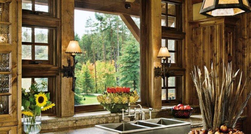 Introduce Rustic Style Your Home