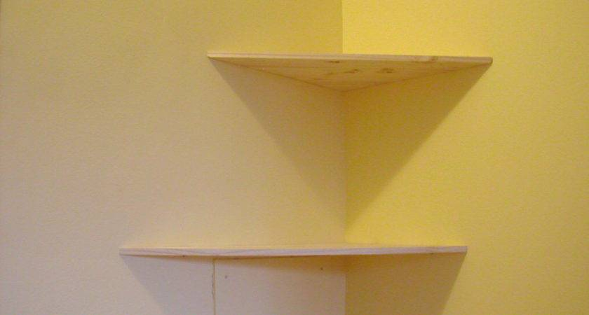 Invisible Mounted Shelves