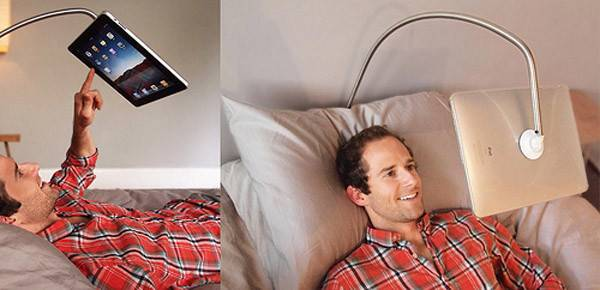 Ipad Stands Cuddle Your Favourite Gadget