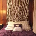 Items Similar Large Macrame Wall Hanging Headboard