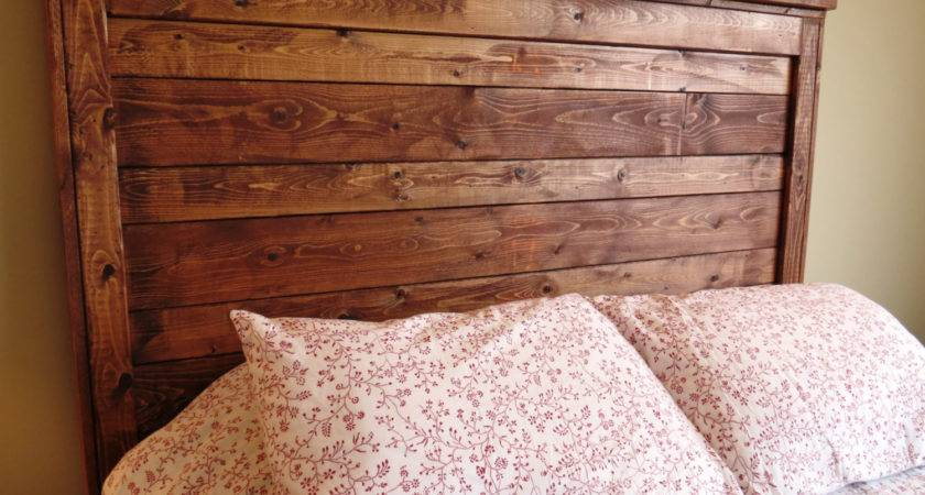 Items Similar Rustic Distressed Wood Queen Headboard