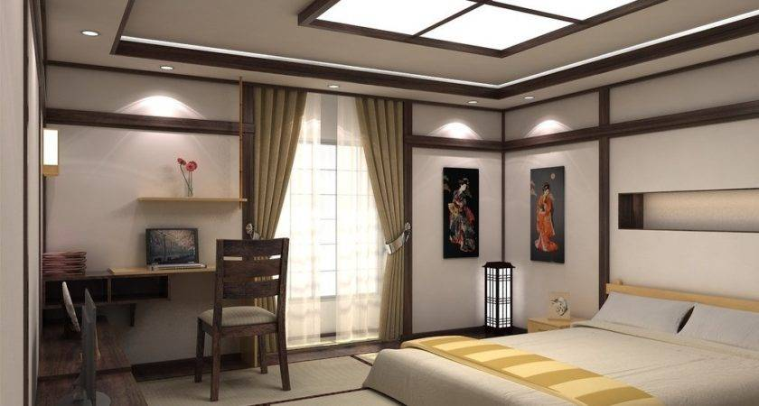 Japanese Bedroom Interior Design House
