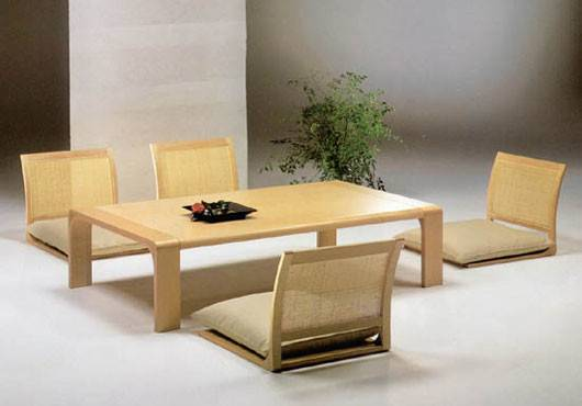Japanese Dining Room Furniture Hara Design