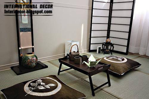 Japanese Dining Rooms Furniture Designs Ideas