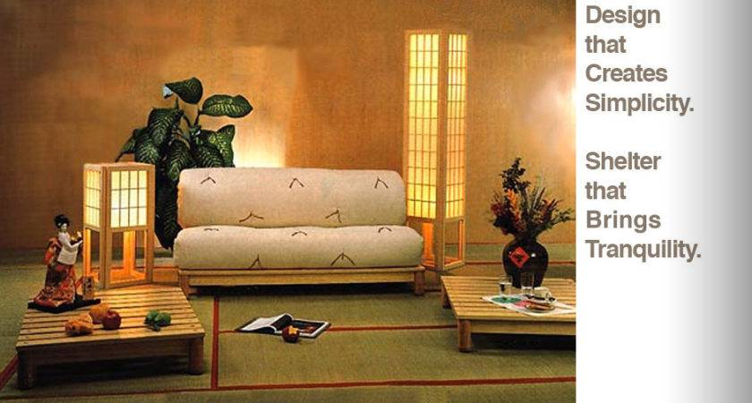Japanese Furniture Style Home Decor