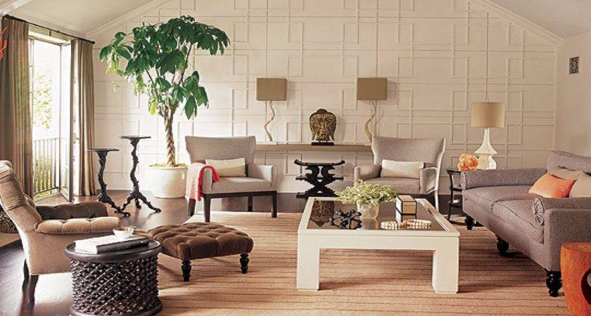 Japanese Furniture Zen Room Decorating Ideas Living