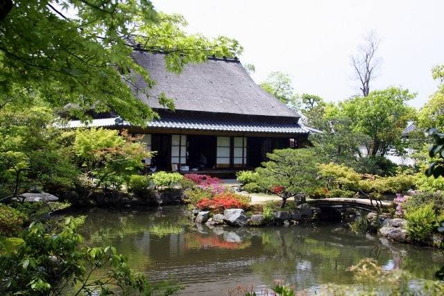Japanese House Garden Design Types Beautiful Homes
