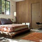 Japanese Inspired Bedroom Los Angeles Interior Design
