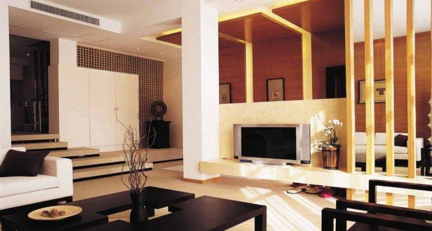 Japanese Living Room Style Entryway Design Ideas