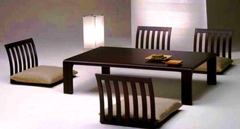 Japanese Style Dining Table Floor Furnitures Japan