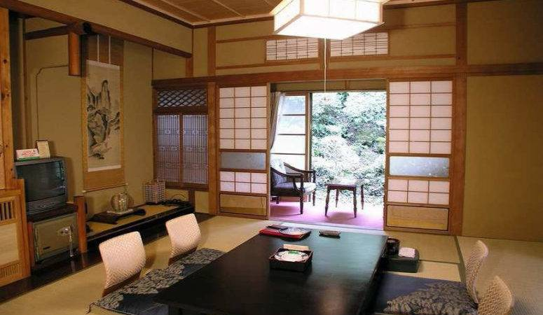 Japanese Style Home Interior Design Decorating
