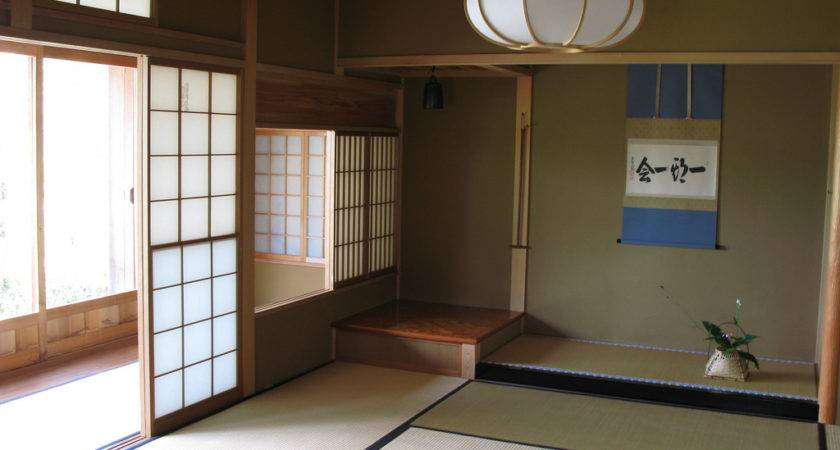 Japanese Style Interior Design House Construction