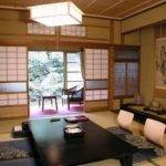 Japanese Style Living Room Ideas Sliding