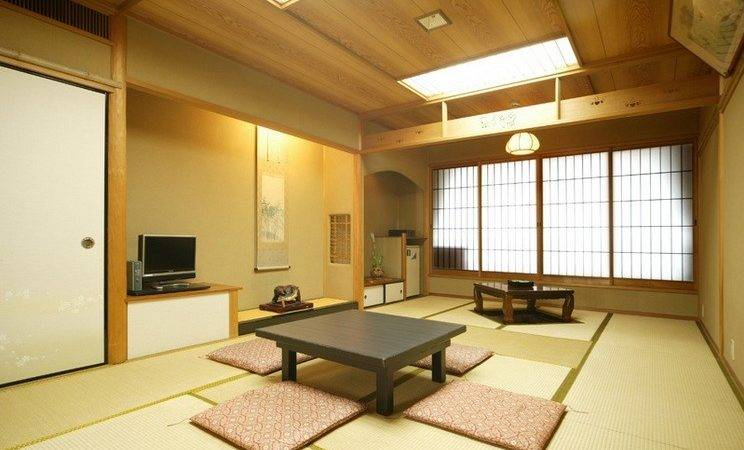Japanese Style Living Room Traditional Look