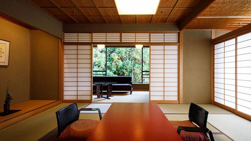 Japanese Style Tatami Room Guest Rooms Nakanobo