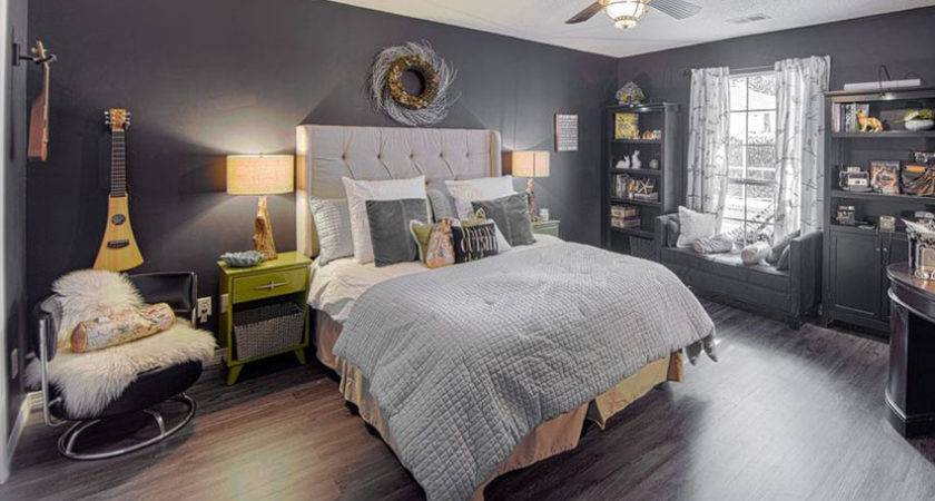 Jaw Dropping Black Bedrooms Design Ideas Designing Idea