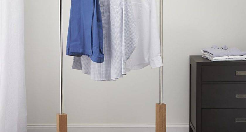 Keep Your Wardrobe Check Freestanding Clothing Racks