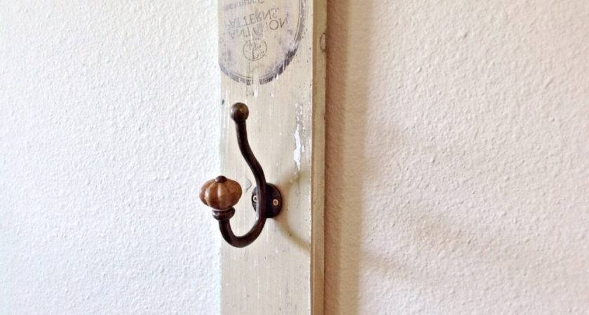 Key Holder Reclaimed Wood Wall