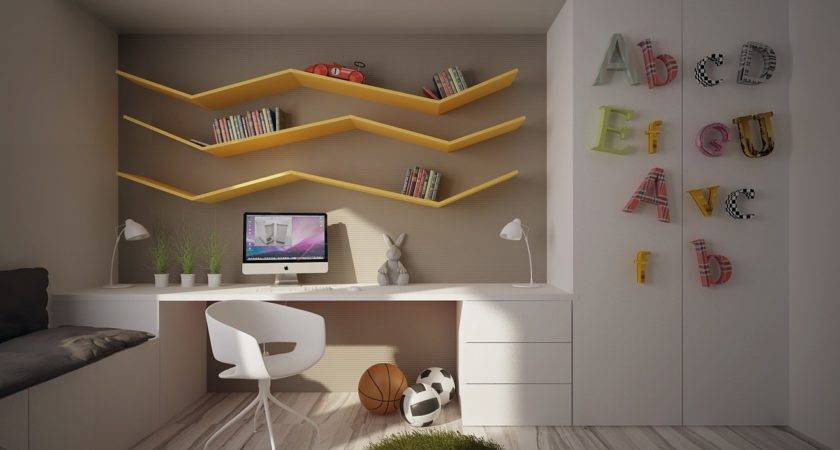 Kids Bedrooms Cool Built Ins