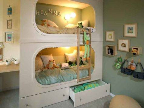 Kids Trundle Beds Feel Home