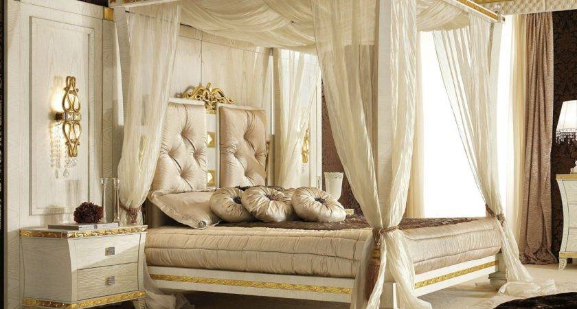 King Bed Canopy Drapes Home Design