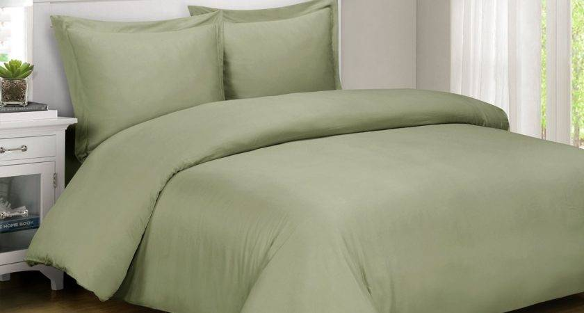 King Calking Sage Silky Soft Duvet Covers Rayon