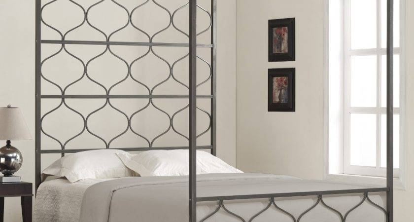 King Canopy Bed Frameshow Make