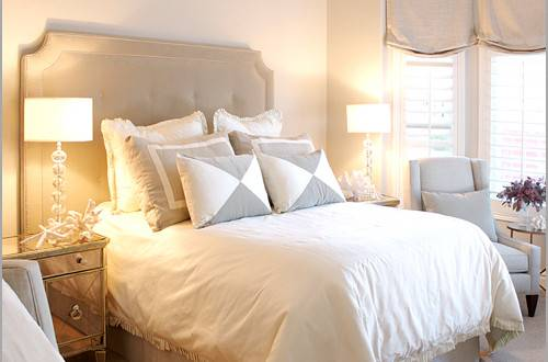 King Headboard Ideas Upholstered Headboards