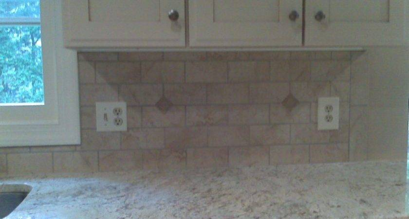 Kitchen Backsplash Subway Tile Ideas Modern Home
