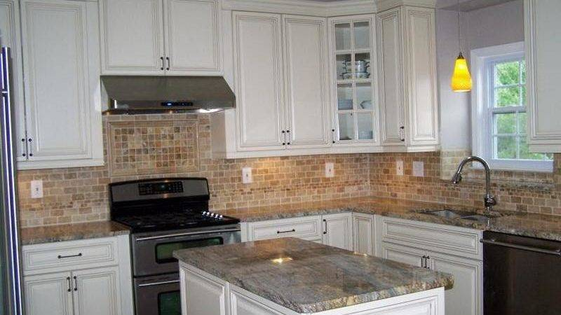 Kitchen Best Colors Simple White Cabinets