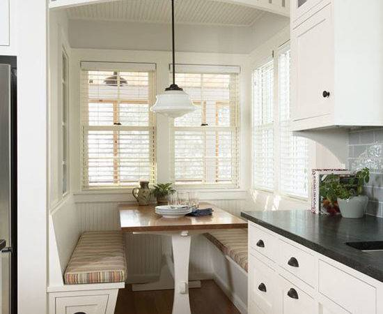 Kitchen Booth Table Save Ideabook Ask Question