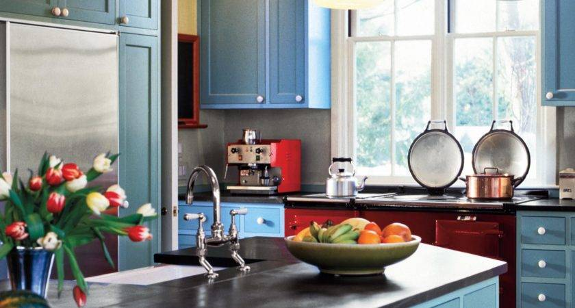 Kitchen Cabinet Color Combos Really Cook