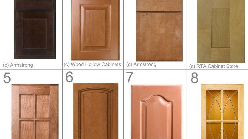 Kitchen Cabinet Door Styles Your Dream