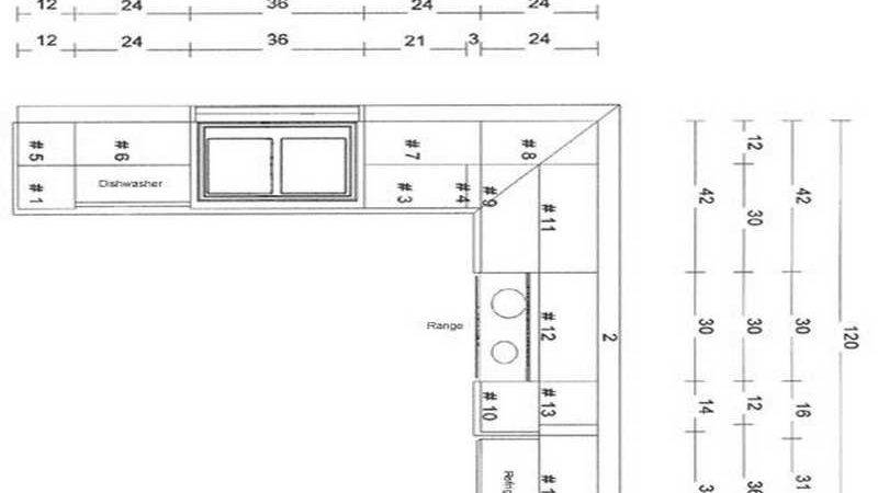 Kitchen Cabinet Layout Tool Building