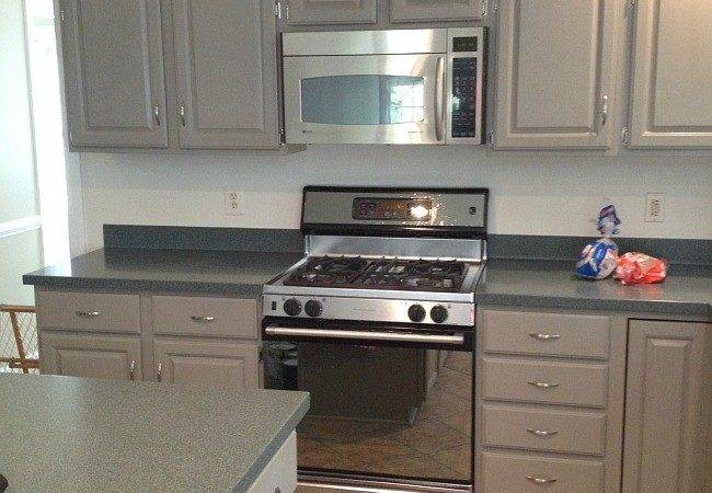 Kitchen Cabinet Makeover Paint Old Lucketts Store