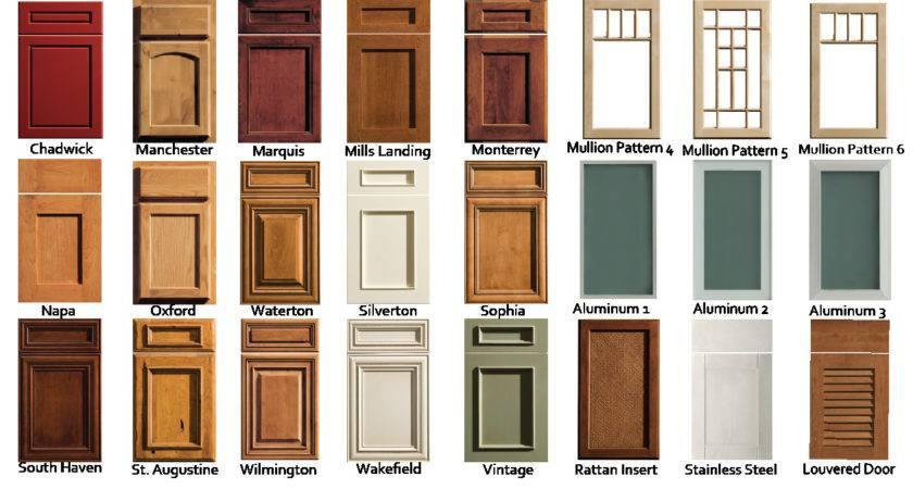Kitchen Collection Cabinet Door Styles Vintage