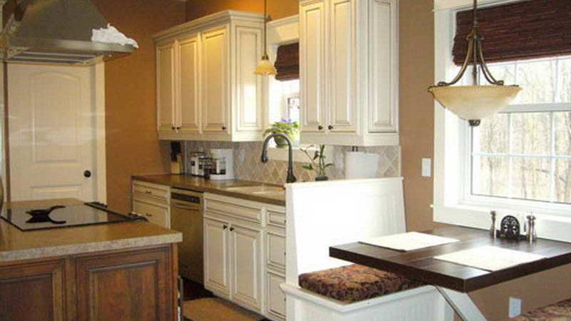 Kitchen Color Ideas White Cabinets Paint