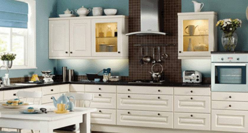 Kitchen Colors White Cabinets Home Furniture Design