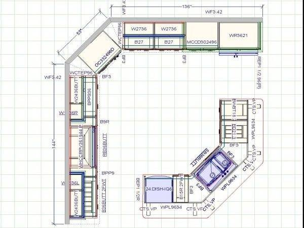 Kitchen Designs Layouts Dining