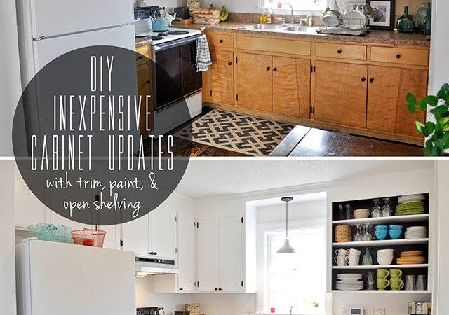 Kitchen Diy Cabinets Painting Ideas