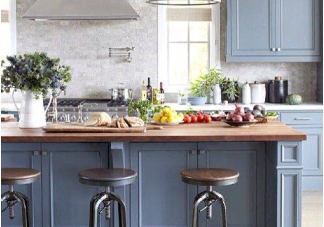 Kitchen Examples Painted Cabinets Paint Colors
